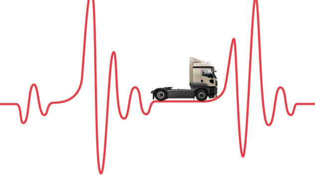 Ford Trucks 'Yolunuza Sağlık' Hizmeti İle 7/24 Acil Sağlık Hizmetleri Sunacak
