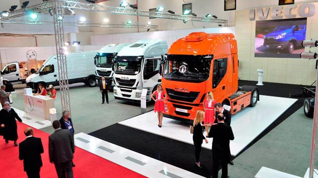 Iveco Geniş Ürün Gamı ile Ticari Araçlar Fuarı'nda Show Yaptı