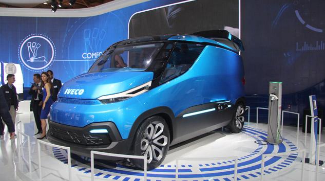 IAA Fuarında Iveco Yeni Araçlarını ve Çevreci Teknolojilerini Tanıttı
