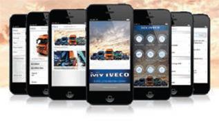 My Iveco Uygulaması Türkçe Olarak Hizmete Girdi