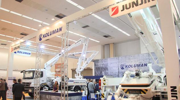 Koluman Junjin'le İstikrarlı Satışlarına Devam Ediyor