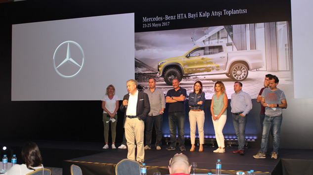 Mercedes-Benz Türk Hafif Ticari Araçlar Yetkili Bayileri İle Bir Araya Geldi
