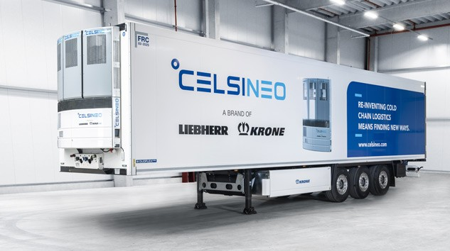 Krone ve Liebherr Soğutucu Ünite İçin Güçlerini Birleştirdi: Üç Soğutucu Modüllü Celsineo Tanıtıldı