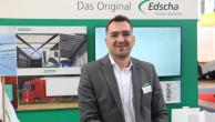 Edscha Türkiye Satış Müdürü Burak Bacın