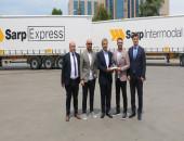 Sarp Intermodal Yılın En Büyük Treyler Yatırımında Tırsan'ı Seçti